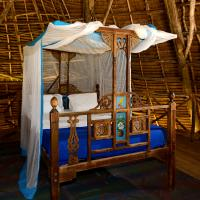 Unguja Lodge Villa bedroom duplex