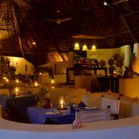 Unguja Lodge Restaurant Zanzibar