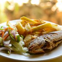Unguja Lodge Food zanzibar