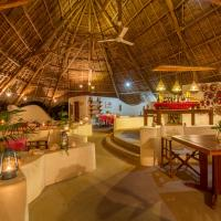unguja lodge dining